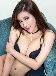 巨胸美女香港小紫藤kristalivy乳房图片 粉嫩嫩的爆乳美女