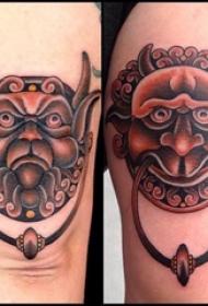 传统纹身 男生手臂上传统纹身图片
