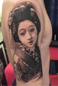 传统纹身 多款简单线条纹身传统纹身图案