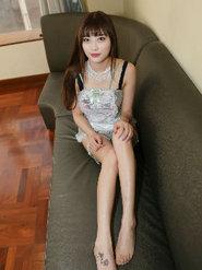 小甜心美腿高清寫真 超性感的長腿美女圖片