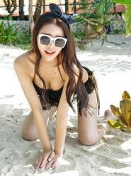 写真女神徐妍馨Mandy美臀妖娆秀身材 任性女孩写真
