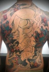 櫻花紋身   風格百變的櫻花紋身圖案