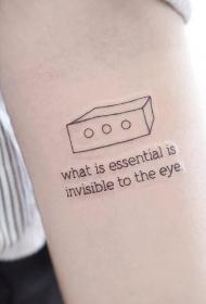 纹身 电影   情节细腻的电影纹身图案