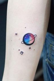 纹身简单小图案  多款微型简单小清新纹身