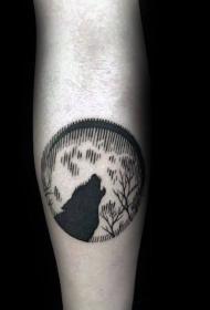 小图案纹身图片   小巧靓丽的小图案纹身图案