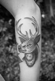 手臂纹身图片   时尚而又百变的手臂纹身图案