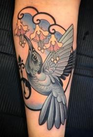 手臂上小清爽纹身图案 手臂上多款不合风格的小植物纹身和小清爽植物纹身图案