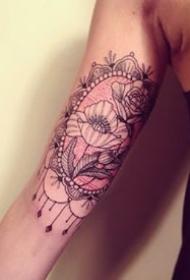 创意纹身图案-只要坚信正确就去做的创意纹身图片