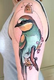 动物纹身图案--几张可爱的动物纹身图案图片欣赏