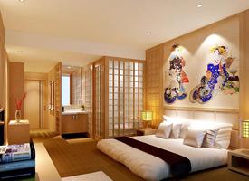 日式簡約臥室裝修效果圖