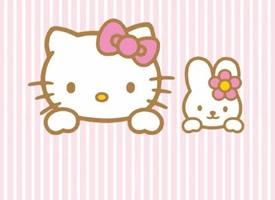 HelloKitty動漫粉色系壁紙