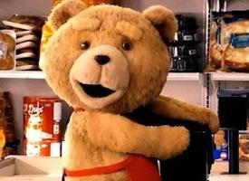 电影《泰迪熊2》萌萌哒图片