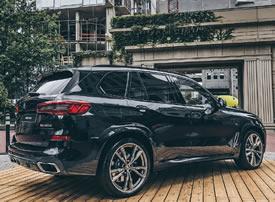 全新一代宝马X5 M50d 黑色