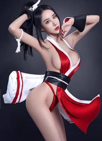 cosplay-王者荣耀不知火舞超性感图片