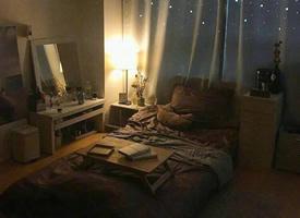 溫馨簡約的單人臥室裝修效果圖