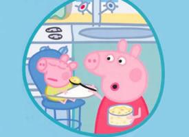 可爱小猪佩奇剧照图片