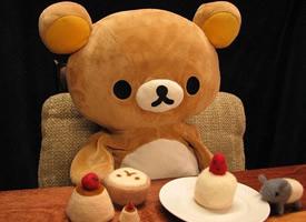 要做一只精致的泰迪熊