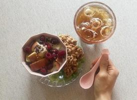 健康營養美味的沙拉圖片