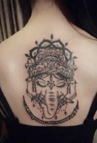 9张泰国法力刺符纹身图案作品欣赏