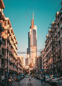 南京 一座有味道的城市拍摄图片