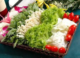 菜市场特别新鲜的蔬菜图片欣赏
