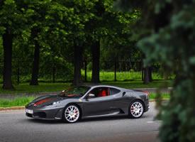 深灰色法拉利Ferrari 430 分辨率:2560图片
