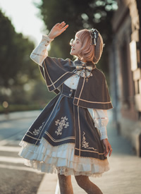 cosplay南鹿鸣家的圣辉十字萝莉图片