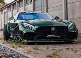 德国Fostla出品 奔驰AMG GT宽体改
