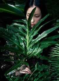 倪妮 x Tmagazine 十月刊杂志 优雅迷人