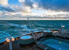 想和喜欢的人一起在爱尔兰海看美丽的日出