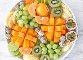 这样吃水果,是不是显得更美味