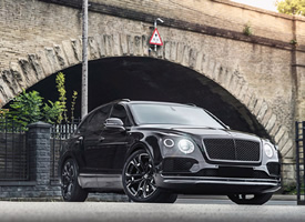 2019 Project Kahn Bentley Bentayga Diablo阿斯顿马丁图片
