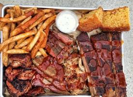 烤肉就要这样吃,看着看着我又饿了