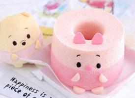 台湾甜品店 kokoma 的治愈系甜品,七个小矮人太可爱啦
