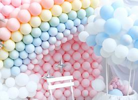 网红气球造型,经典魔法气球图片欣赏
