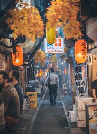 从商贩到夜间小巷,摄影师RK用iPhone记录下的日本