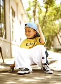 摄影超有风格的小男孩拍摄图片观赏