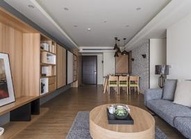 现代简约家居设计装修效果图欣赏