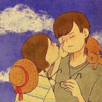 永远都不是以爱的名义互相折磨,而是彼此陪伴,成为对方的阳光