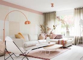 粉色美居 少女心爆棚的现代风装修效果图