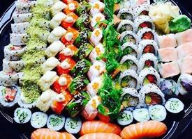 各种花样的寿司图集欣赏
