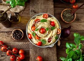 看起来就超美味的意大利面图片欣赏
