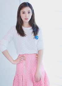演员彭小苒的时尚青春靓丽图片欣赏