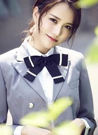 黄一琳清纯可爱制服写真图片