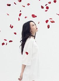 黄一琳时尚写真高清图片