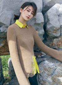 林鵬秋季時尚寫真圖片