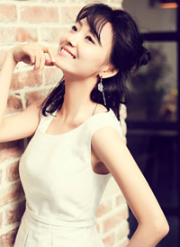 林源清新甜美写真图片