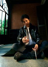 朱一龙温润帅气写真图片