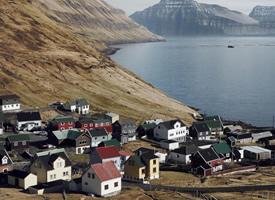 一组安然恬静的小镇图片欣赏