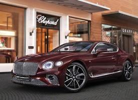 宾利Bentley Continental,设计越来越有诱惑力